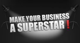 Make your business a superstar